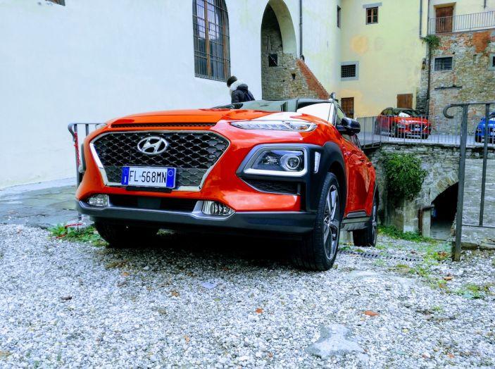 Prova su strada Hyundai Kona: il Crossover 4×4 tra prestazioni e avanguardia - Foto 2 di 19