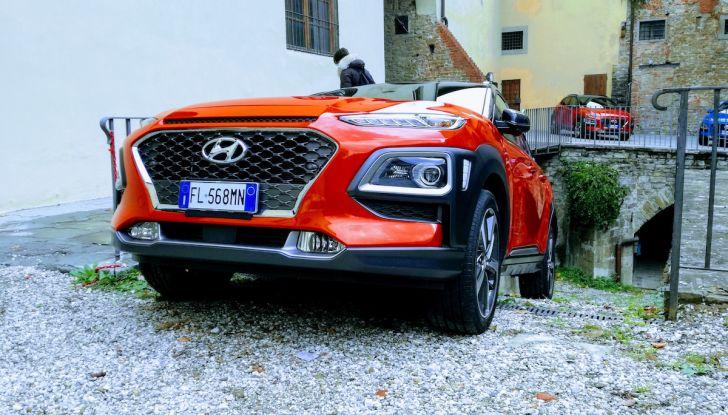 Prova nuova Hyundai Kona 2018: Crossover compatto poca spesa e tanta resa! - Foto 17 di 21