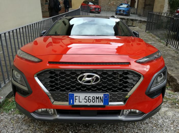 Prova su strada Hyundai Kona: il Crossover 4×4 tra prestazioni e avanguardia - Foto 13 di 19