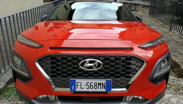 Prova nuova Hyundai Kona 2018: Crossover compatto poca spesa e tanta resa! - Foto 16 di 21