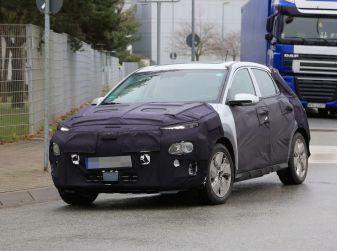 Hyundai Kona EV 2018, il SUV a emissioni zero segue la filosofia Ioniq