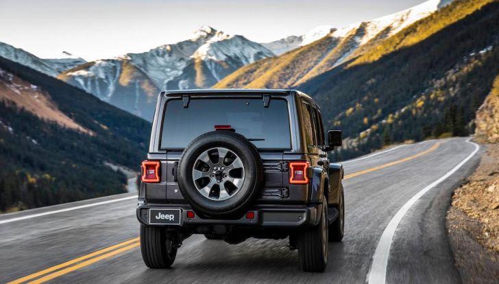 Jeep Camp 2018, tutto pronto per celebrare il nuovo Renegade - Foto 13 di 65