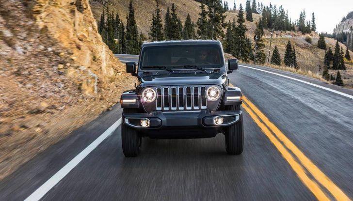 Jeep Wrangler, storia di un mito del fuoristrada - Foto 13 di 17