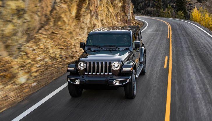 Jeep Wrangler, storia di un mito del fuoristrada - Foto 11 di 17