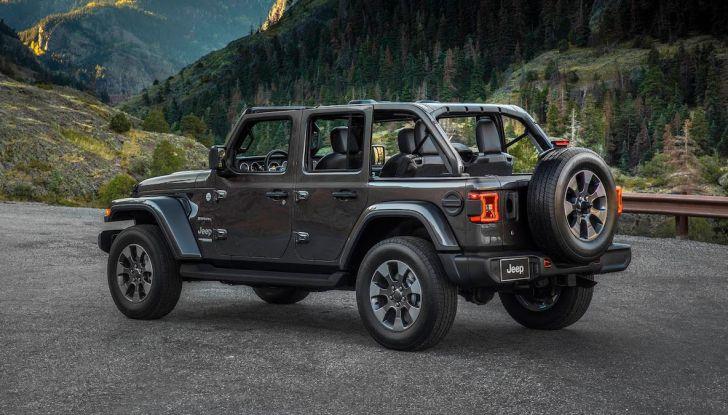 Jeep Camp 2018, tutto pronto per celebrare il nuovo Renegade - Foto 20 di 65