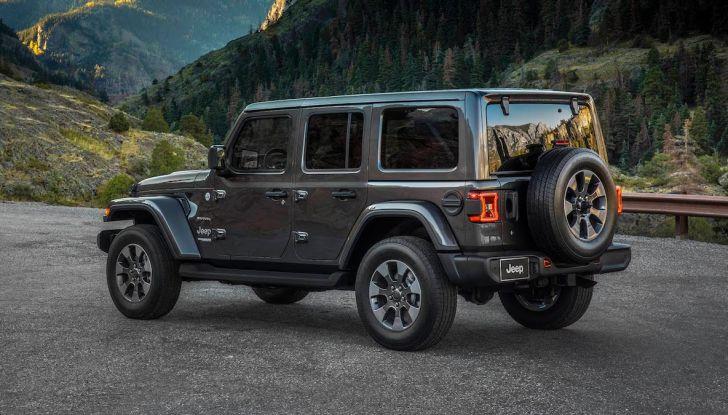 Jeep Camp 2018, tutto pronto per celebrare il nuovo Renegade - Foto 21 di 65