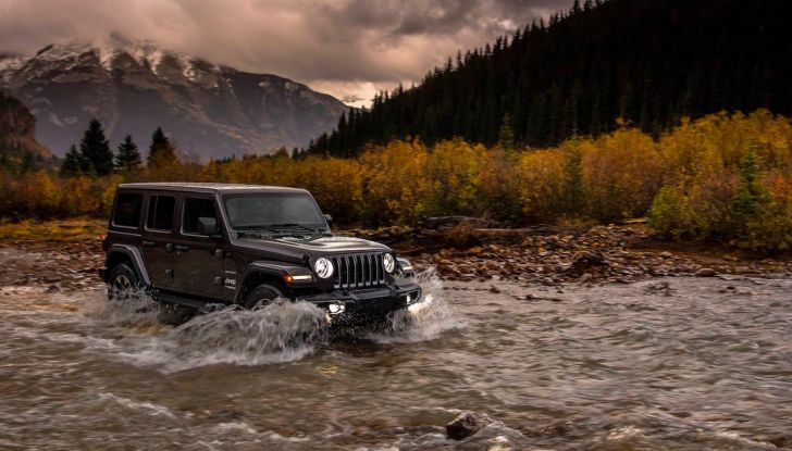 La storia di Jeep: l'icona del fuoristrada Since 1941 e oltre - Foto 14 di 18