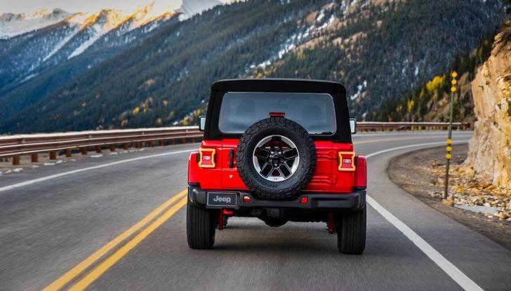 Jeep Camp 2018, tutto pronto per celebrare il nuovo Renegade - Foto 26 di 65