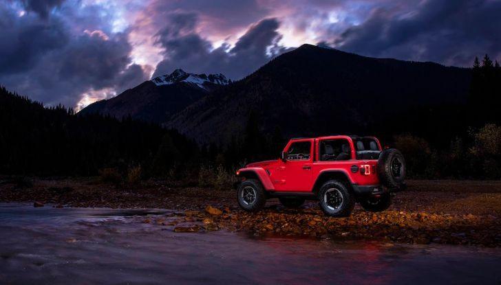Jeep Camp 2018, tutto pronto per celebrare il nuovo Renegade - Foto 27 di 65