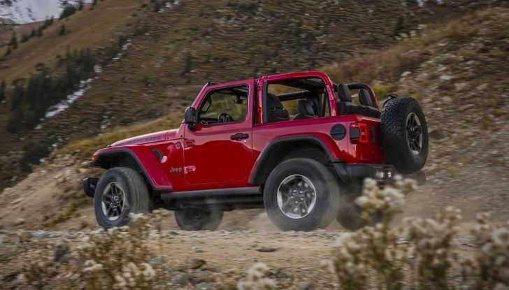 Jeep Camp 2018, tutto pronto per celebrare il nuovo Renegade - Foto 31 di 65