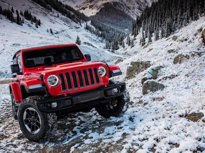 Nuovo Jeep Wrangler 2018, l'icona offroad cambia pelle - Foto 34 di 65