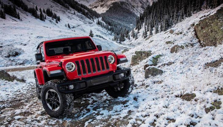 La storia di Jeep: l'icona del fuoristrada Since 1941 e oltre - Foto 16 di 18