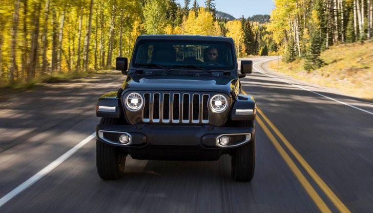 Jeep Camp 2018, tutto pronto per celebrare il nuovo Renegade - Foto 7 di 65