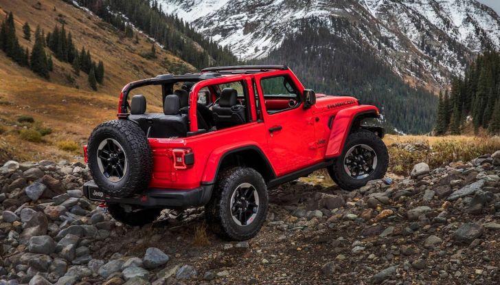 Jeep Camp 2018, tutto pronto per celebrare il nuovo Renegade - Foto 36 di 65