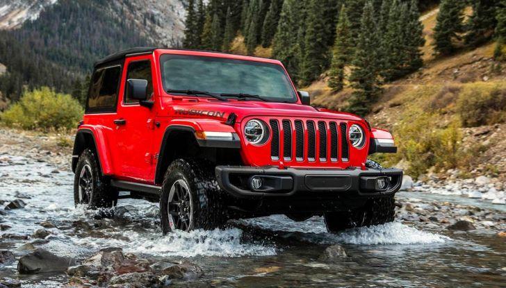 Jeep Camp 2018, tutto pronto per celebrare il nuovo Renegade - Foto 37 di 65