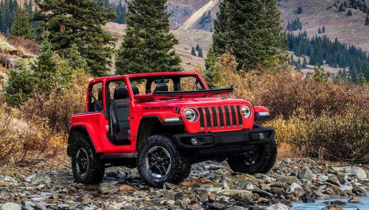Jeep Camp 2018, tutto pronto per celebrare il nuovo Renegade - Foto 38 di 65