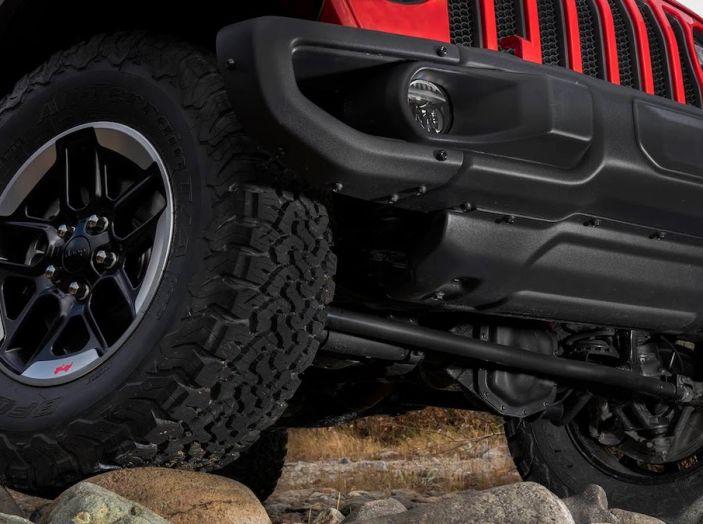 Nuovo Jeep Wrangler 2018, l'icona offroad cambia pelle - Foto 40 di 65