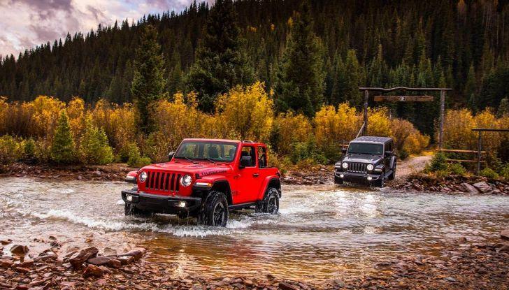 Jeep Wrangler, storia di un mito del fuoristrada - Foto 8 di 17
