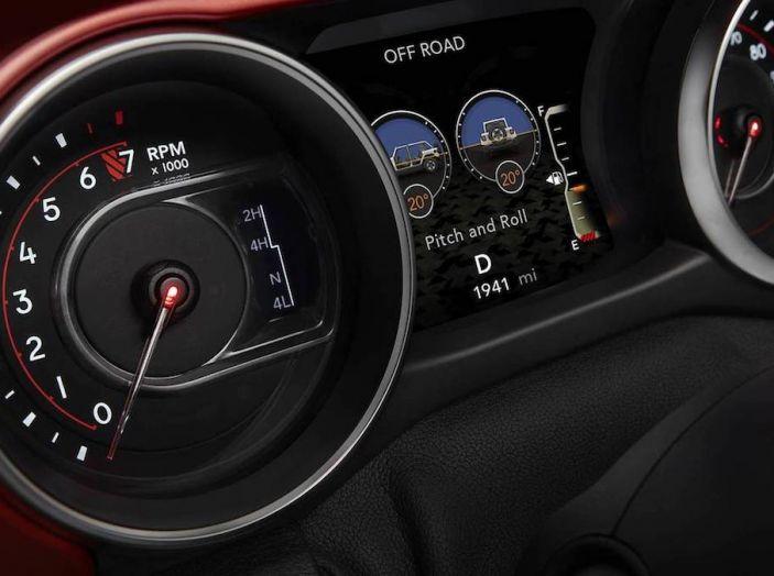 Nuovo Jeep Wrangler 2018, l'icona offroad cambia pelle - Foto 47 di 65