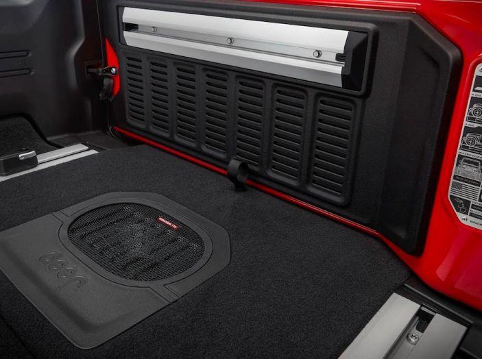 Nuovo Jeep Wrangler 2018, l'icona offroad cambia pelle - Foto 54 di 65