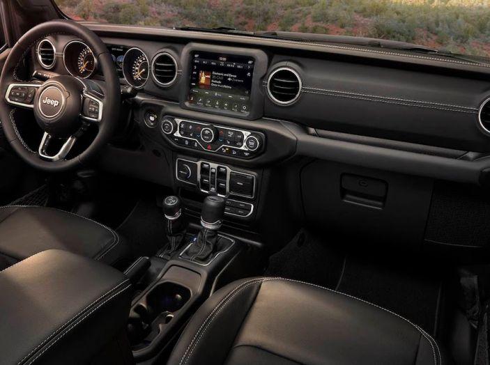 Nuovo Jeep Wrangler 2018, l'icona offroad cambia pelle - Foto 55 di 65