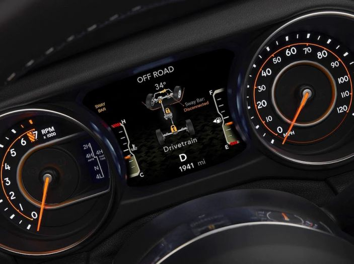 Nuovo Jeep Wrangler 2018, l'icona offroad cambia pelle - Foto 58 di 65