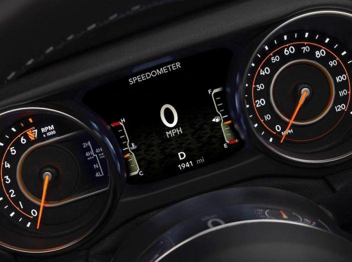 Nuovo Jeep Wrangler 2018, l'icona offroad cambia pelle - Foto 59 di 65