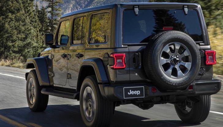 Jeep Camp 2018, tutto pronto per celebrare il nuovo Renegade - Foto 10 di 65