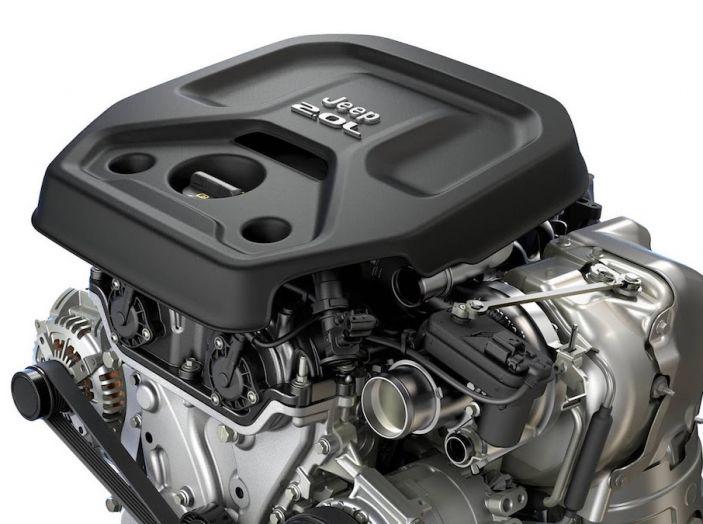 Nuovo Jeep Wrangler 2018, l'icona offroad cambia pelle - Foto 62 di 65