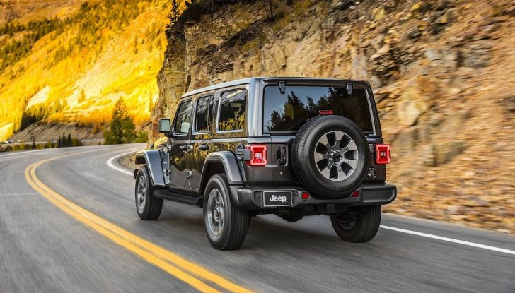 Jeep Camp 2018, tutto pronto per celebrare il nuovo Renegade - Foto 11 di 65
