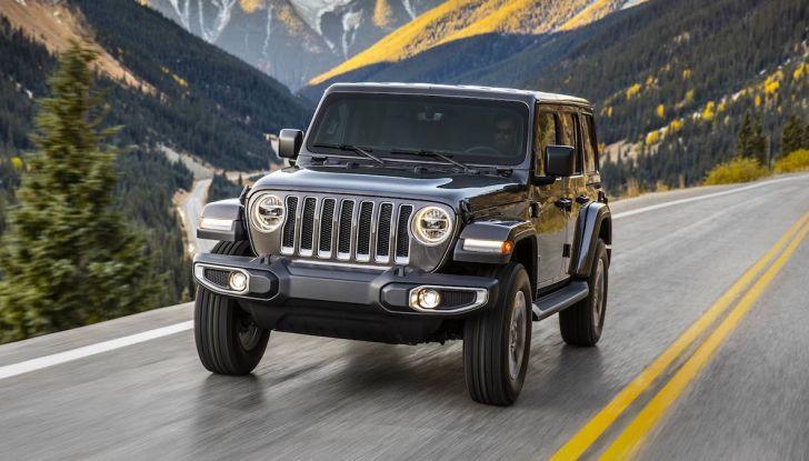 Jeep Camp 2018, tutto pronto per celebrare il nuovo Renegade - Foto 12 di 65