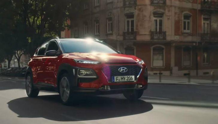 Prova su strada Hyundai Kona: il Crossover 4×4 tra prestazioni e avanguardia - Foto 4 di 19