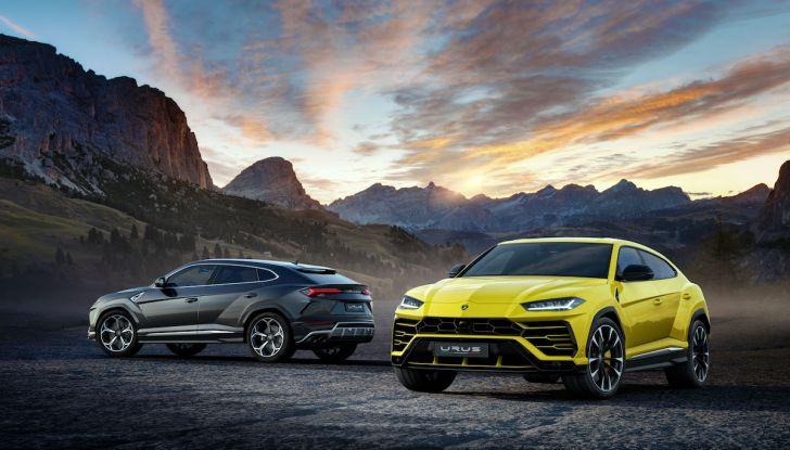 Lamborghini Urus Performante arriva nel 2021 - Foto 1 di 27