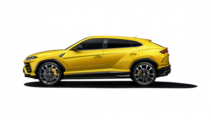 Lamborghini Urus Performante arriva nel 2021 - Foto 13 di 27