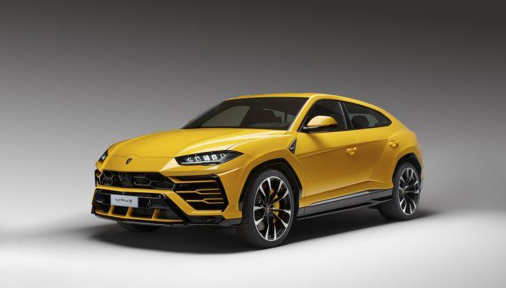 Lamborghini Urus Performante arriva nel 2021 - Foto 14 di 27