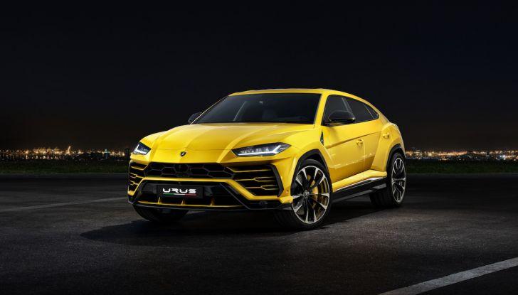 Lamborghini Urus Performante arriva nel 2021 - Foto 2 di 27