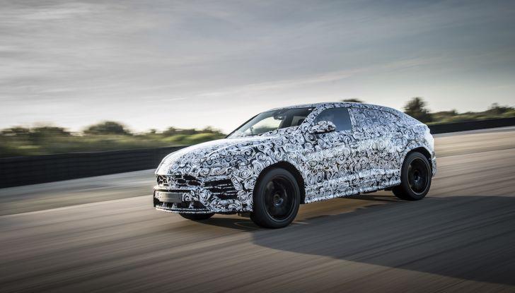 Lamborghini Urus Performante arriva nel 2021 - Foto 21 di 27