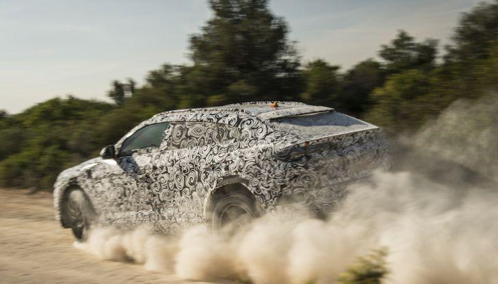 Lamborghini Urus, il SUV da 650CV per abbattere i confini della guida - Foto 25 di 27
