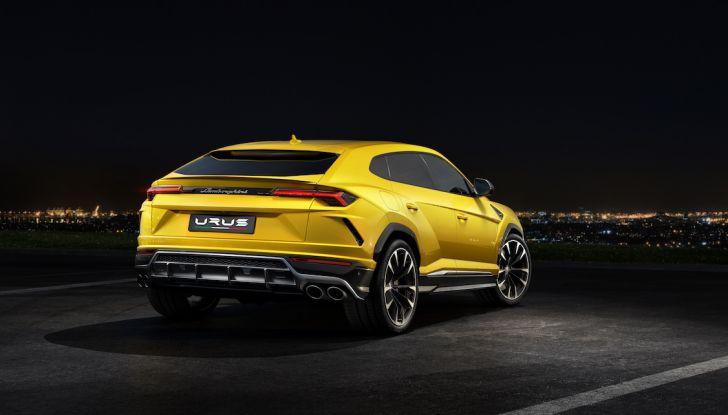 Lamborghini Urus, il SUV da 650CV per abbattere i confini della guida - Foto 4 di 27