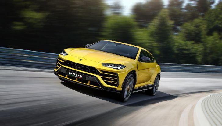Lamborghini Urus Performante arriva nel 2021 - Foto 5 di 27