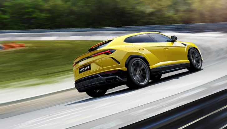 Lamborghini Urus Performante arriva nel 2021 - Foto 6 di 27