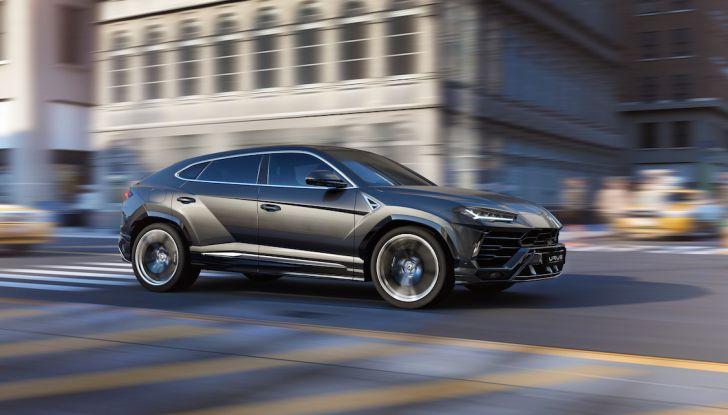 Lamborghini Urus Performante arriva nel 2021 - Foto 7 di 27