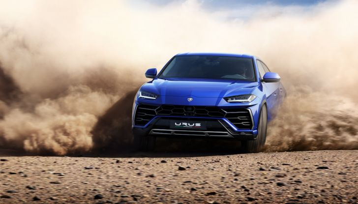 Lamborghini Urus Performante arriva nel 2021 - Foto 9 di 27