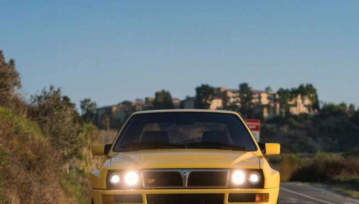 Lancia Delta HF Integrale Evoluzione Giallo Ferrari in vendita senza prezzo di riserva - Foto 4 di 6