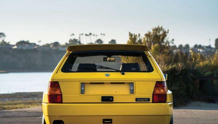 Lancia Delta HF Integrale Evoluzione Giallo Ferrari in vendita senza prezzo di riserva - Foto 5 di 6