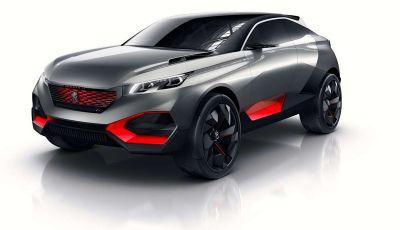 Le novità auto Peugeot 2018, 2019 e 2020