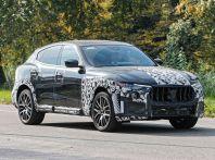 Maserati Levante GTS: foto spia della variante sportiva