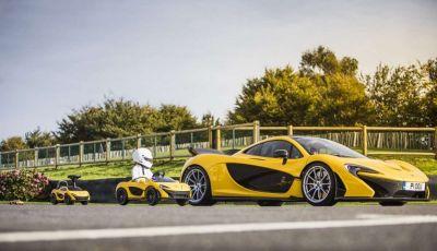 McLaren P1 per bambini, il perfetto regalo di Natale