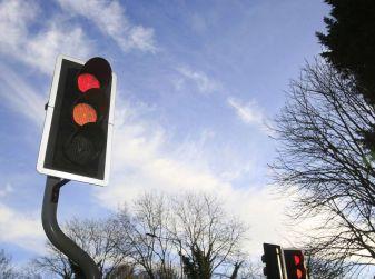 Multa non valida se il semaforo è rotto e non funziona