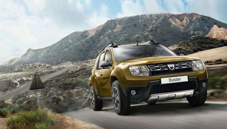 Nuova Dacia Duster prezzi, accessori e allestimenti del SUV cittadino - Foto 1 di 15